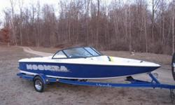 You are looking at a 1999 Moomba Outback LS a 21 foot ski and wakeboarding boat with only 142 hours!! Wow this boat is nice for the money this one wont last!. Why Buy New when you can get a boat like this for much less than a new one. This boat is