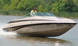 1999 Crownline 248 CCRYear: 1999Trailer: Included Make: CrownlineUse: Fresh Water Model: 248 CCREngine Type: Single Inboard/Outboard Type: Cuddy CabinEngine Make: Mercruiser Length (feet): 25Engine Model: 454 MPI Bravo3 310 HP Beam (feet): 8.6Primary Fuel