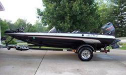 I am selling my 1999 Renegade 18 Javelin Bass Boat with a 150 Johnson and trailer. It is in great shape and runs excellent, top speed is around 64 MPH. This boat has always been garage kept and never been in salt water.This boat is ready for tournament