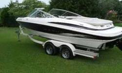 99 Maxum bowrider 5.7 inboard ,removeable carpet all new upper gaskets,water pump in foot new circulation pump,Cd system,asking payoff 10,000.00 541-2463 call or textListing originally posted at http