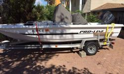 1999 PROLINE CENTER CONSOLE - MERCURY 115HP AND ALUMIUNUM TRAILERVERY NICE 1999 18 FOOT PROLINE CENTER CONSOLE POWERED BY A MERCURY 115HP OUTBOARD ENGINE AND VERY NICE SINGLE AXEL ALUMINUM TRAILER. VERY LOW HOUR BOAT THAT WAS NEVER BOTTOM PAINTED OR LEFT