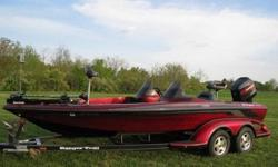 IF YOU LOOKING FOR A RANGER, THIS ONE'S A REAL BUY! THIS ANNIVERSARY EDITION IS ONE OF THE BEST HANDLING HULLS OUT THERE.... SMOOTH AND FAST! IT'S THE RIGHT SEASON, THE RIGHT COLOR, AND THE RIGHT BOAT TO BUY ...POWERFUL, RELIABLE EVINRUDE 'VINDICATOR'