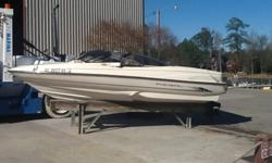 1999 Regal 1800 LSR w/3.0 Mercruiser. Options include: Bimini top, depth finder, compass, radio, bow & cockpit covers. Boat is in great shape and has been dry docked at Ligthhouse Marina since it was purchased. Give Craig or Jason a call at 803-749-XXXX