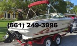 1999 red-hulled Sea Ray Sundancer... only 1 original owner hours on her Mercruiser 4,8L 190 hp fuel injected engine, paired with the Bravo III out drive...FRESH WATER SINCE NEW!!...full galley with gas stove, microwave, sink and refrigerator... two