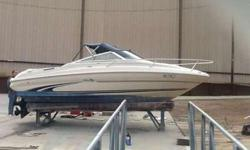 1999 Sea Ray 190 w/ 4.3L Mercruiser & trailer. Boat is in good shape and has been stored at Lighthouse Marina. Options include: convertible top, cover, compass and radio. Please call Craig or Jason at 803-749-XXXX.