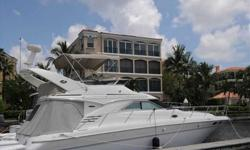 2002 Sea Ray 40 SEDAN BRIDGE New brokerage listing. A very clean boat located in Ft Myers, with preferred Cummins power. Boat can be seen by appointment. For more information please call