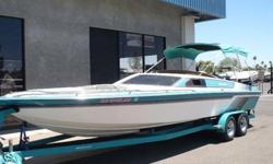 1991 Nordic Viking 26 Mid-Cabin 26'ft Mid Cabin Bow Rider with tons of room for everyone!!Very Good Condition, Runs Great, Mercruiser 7.4L Big Block V8, Captains Call Exhaust, Auto Fire Extinguisher, Electric Engine Hatch, Amplifier, Subs, Dual Batteries