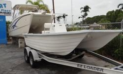 Bring On The Big Stuff! The LV16 Is A Catamaran That Can Perform With Much Larger Boats Because of The Smooth Cat Ride. But, Since The LV16 Runs Fast And Economically With A Single Engine, You?ll Go Where The Big Boats Go With A Small Boat Budget. The