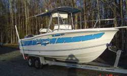 2002 Sea pro 23.5 feet middle console.200 horsepower yamaha saltwater engine low hours.color GPS and fish finder included, For more details contact chris 336-669-7273 or email (click to respond)Listing originally posted at http