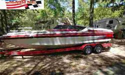 1992 SleekCraft 260 Enforcer For Sale by 1st Phase Marine - Sunrise Beach, Missouri Exterior Color