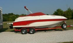 2003 Regal Deck Boat