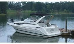 Well maintained express cruiser with a single 300 HP 5.7L Mercruiser I/O. MUST SELL.Contact