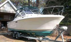 1983 Phoenix (2002 Outboards!) FOR QUESTIONS CONTACT