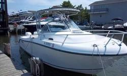 2001 Mako 23 WALKAROUND For more information please call