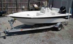 2008 Nautic Star 18 CENTER CONSOLE Upgraded 2009 Mercury 90HP 4 Stroke motor w/ less than 50hrs 2008 Nautic Star 18 CC Bay Boat that is in mint condition with less than 50 hrs on the motor. The boat was upgraded upon purchase with a 2009 Mercury 90 HP 4