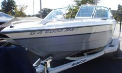 This 1998 Mastercraft Sammy Duval Edition Prostar 205 is in very good condition inside and out!! It was inspected by a Master inboard Tech including an engine compression test. It has been completely serviced including tune up, oil and filter change, fuel