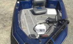 Selling for $3500 - Looking to get rid of it as soon as possible.----Brand New Carpet Upholstery----45lb Electric Trolling motor, foot pedal bow mount.----Two Fish Finders----Live Well----Stereo System----125 HP Mercury that was rebuilt except for the