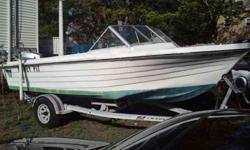 For Sale must sell1971 WellCraft (all fiberglass body) open V-hull. New Floor, two back to back seats, new steering cable. 1985 70hp Evinrude outboard engine.Rebuilt 10 yrs ago. Comes with trailer w/new hoist. All in attractive shape, ready to go. Many