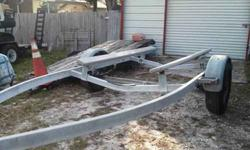 20 ft.boat Trailer no rust. Call Billy727-919-6156. This ad was posted with the eBay Classifieds mobile app.