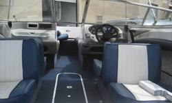 18 ft. Baliner Capri New aluminum trailer No motor $1100 English