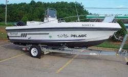 1987 Sport-Craft Middle console fishing boat. We've pre-owned it many times in Destin FL, and other places in the Gulf. We've had it for a few years and are looking to sell or trade it. The engine runs strong and we recently fixed up some of the interior