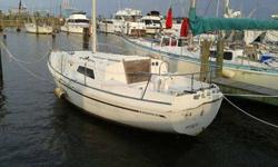 I have a 1978 Watkins 27' sailboat for sale. I have started to restore the boat and just cant afford to continue. These boats are rare and are a great sailboat for the beginner or sailers that are a bit out of practice. It is a forgiving design and very