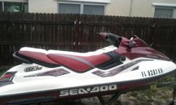 A very well taken care of 1998 Bombardier Sea Doo GTX. Only 78 hours. Immaculate, near mint condition. Runs perfect, looks spectacular. Comes with trailer. Reasonable offers considered. A must see. Call/text 561.222.7901 Also selling the 2002 Dodge