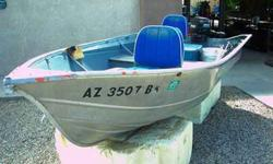 Affordable, Great Running 15hp Mercury Engine Fishing Boat with Fish Finders and Lots of Accessories - No Trailer $1,295.00 OBO Call 623-435-0939