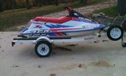 Awesome waverunner. This thing is super fast. This bike can not be judged on it looks. Of course it has a little wear and tear but it also is a 94. I love this PWC and i hate to have to sell it but im really in the need of some money. I will possibly
