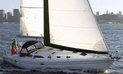 1/3 ownership of 1989 Catalina 42. Nelson/Marek design. Fast, seaworthy and roomy. Master double, two aft double staterooms, heads forward and aft. See layout and specifications at http://sailboatdata.com/viewrecord.asp?class_id=2497. Inflatable dinghy,