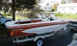 1977 16' Glastron boat with trailer and 25 hp Mercury motor included. All in very good condition. for sale or will trade for car or minivan. Please call Paul evenings or email (click to respond) Listing originally posted at http