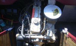 1984 Renken fiberglass boat 2.5 L OMC motor,dry dock trailer. CALL 414 861-2947Listing originally posted at http