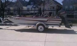 1984 15ft Ebb Tide Dyna Trak with 75 HORSEPOWER Mariner. Sweet boat, needs a little TLC. Motor is excellent. Been stored for 2 years. 414-339-3312 $1500.00 Listing originally posted at http