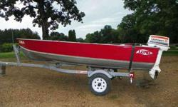 WINTER SPECIAL!!! this boat will be $2400 next spring!!!1974 Lund Deep V, wide, with 1978 25HP Johnson, Spartan Trailer,,,EXCSLLENT CONDITION, $1600.00 Call 320-398-2561 Cell 208-761-5902Listing originally posted at http