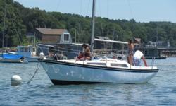 Lancer 25' Mark IV great condition ready to sail. New ($1000) custom mainsail.