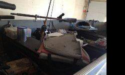 I have a 1978 14' Lund boat with a 1975, 9.9, 2 stroke evinrude motor that are both in very super condition. It is sitting on an easy loader trailer. I have titles for both.The boat, motors, and trailer are all in very terrific condition. The boat is