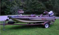 1981 SKEETER Bass Boat, new tires and wheels, trolling engine, good batteries, complete with 1981 Hustler boat trailer $1800 276-796-7273 .See item listed at http