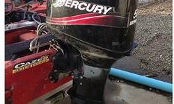2009 MERCURY 50HP boat motor, $1800. Call 1-866-231-8099 Ask for Brad .See item listed at http