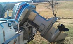 1979 Evinrude 140 horsepower with tilt and trim Great compression on all four cyc comes with controlsCall me 612-306-6403Listing originally posted at http