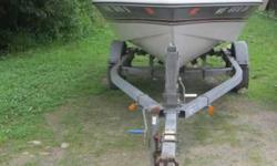 1988 16' Starcraft Ski Boat Medalist 1601with Calkins galv. trailer, fish finder, 4 cylinder Ford engine, very low hours, have all manuals, just tuned up and motor runs well, stern drive needs attention, otherwise, great running boat. $1850 . before 8 pm