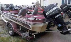 1982 Ranger 350 VOLT Bass Masters 150hp Merc For Sale by McFadden Marine and Auto - El Dorado Springs, MissouriListing originally posted at http