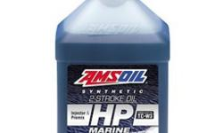 HP Marine? Synthetic 2-Stroke OilFor TC - W3 applications & all two-stroke outboard motorsincluding the following: ? M? Jo (including lean-mix setting)Johnson® and Evinrude® FICHT® & E-TEC®Mercury® EFI & Optimax®; Yamaha® HPDI? Nissan® and Tohatsu® TLDI®?