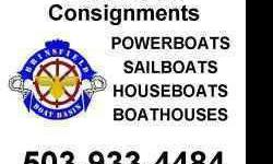503-933-4484Consign your antique or classic yacht today! 32'+ prefered - In water.We need more boats! Our unparalleled marketing platform generates loads of buyer prospects from across the globe. We have the ability to advertise our boats on several
