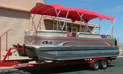 Avalon Pontoon boats are a result of total commitment to making the finest pontoon boats in the world. These luxurious boats are a beautiful composition of the finest elements known to pontoon boating, along with over 40 years of pontoon boat