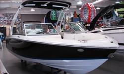Come see the largest selection of new an used boat in the area. We have dozens of used boats and a great selection of anything you could want in new boats. We carry Cobalt, Regal, Harris pontoons and tritoons, Malibu and Axis watersports boats and more.