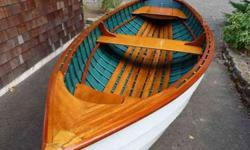 Looking for classic wooden boat (whitehall, swampscott dory, or sailing dinghy). Similar to the photographs included. I have cash and I am ready to buy, any condition.Home