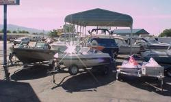 Allan Marsh Travel Center Selling Boats in Treasure Vally over 30 yrsWe have a Great Selection of USED Ski Boats in StockCall us 208-322-27301-877-500-BOAT