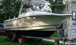 For the avid fishermen that venture offshore in less-than-ideal conditions or as a family fishing boat, this walk around style boat offers several advantages over center consoles.The hardtop and front and side windows provide protection from wind and