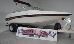 Crazy nice boat!! Garage kept sense new!! Professionally maintained each year! This is a nice find!! going to sell fast!! Comes with warranty.We have the largest selection of very clean used Boats in the Northwest! Check our web site before buying your