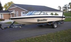 For sale is my 2000 Malibu Sportster Ski Boat. Has been a great boat we have used it very little as did the original owner. Boat is kept in heated storage year round. For oil I ran a Shell Rotella T 15W40 which is what the local dealer recommended until